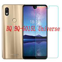 NEW Ultra-thin New For BQ BQ-6015L Universe Tempered Glass Screen Protector Premium Front