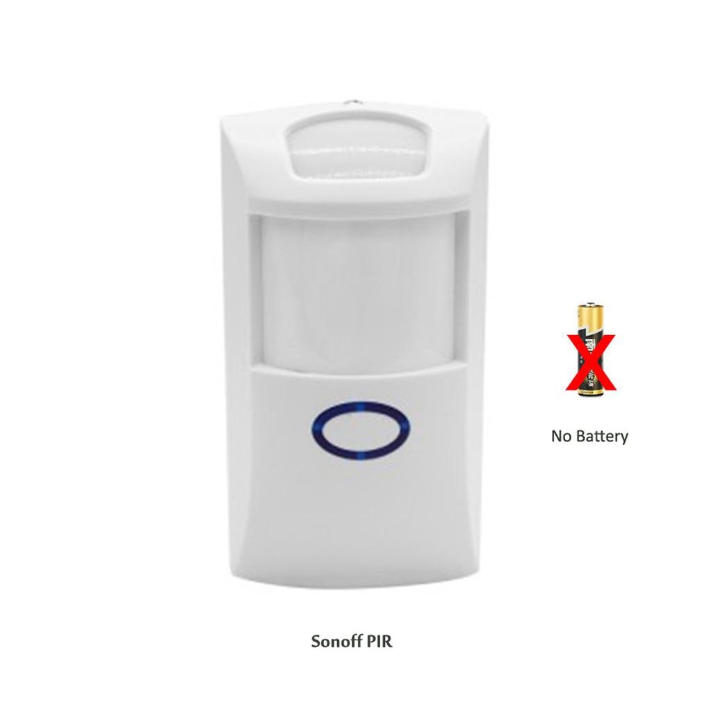 Sonoff PIR2 Wireless Dual Infrared detector Motion Sensor sms
