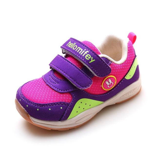 Primavera y otoño Los Niños Zapatillas de Deporte, sport boys/girls shoes, bebé sport shoes