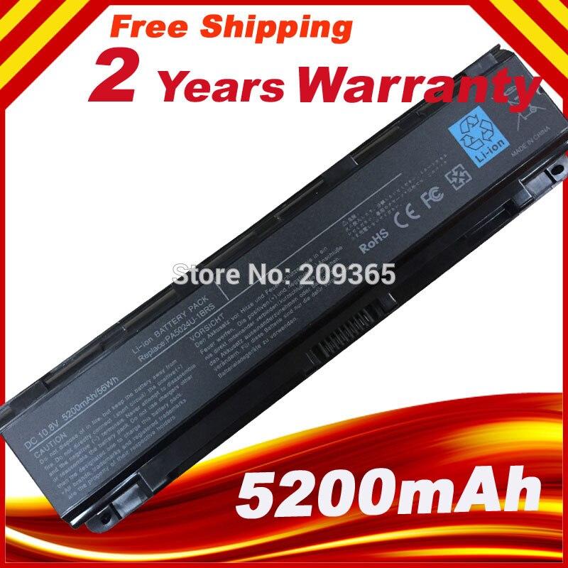 5200 МАЧ 6 ячеек батареи НОУТБУКА forSatellite L800 L800D L805 L805D L830 L830D L835 L835D L840 L840D L845 L845D L850 L850D PA5024