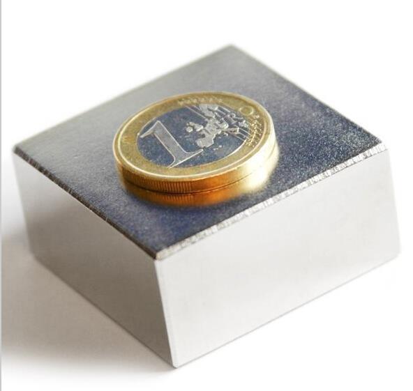 50*50*25 50 mm x 50 mm x 25 mm magnets 1pcs/pack super strong powerful ndfeb magnet neodymium 50*50*25 mm N52 7mbr20sc060 50