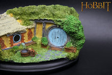 The Hobbit House Shire Model