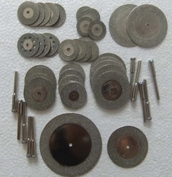 38pcs diamond cutting disc for dremel tools accessories mini saw blade diamond grinding wheel set rotary.jpg 250x250