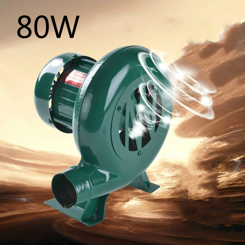 Здесь продается  Blower Domestic 80W blower Barbecue blower Vaporization furnace  Dining room boiler Gasification furnace Heating stove blower  Инструменты