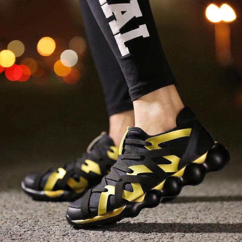 Мужская и женская спортивная обувь, y3 style, с воздушной подушкой