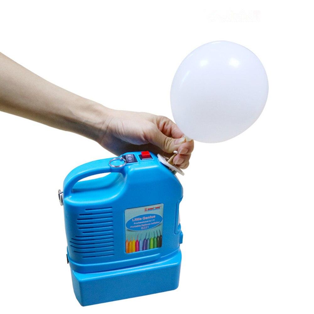 B221 110 В/220 В долго волшебный шар электрический насос Портативный мини-Электрический скручивания насос воздушный шар надувные поставки (без б...