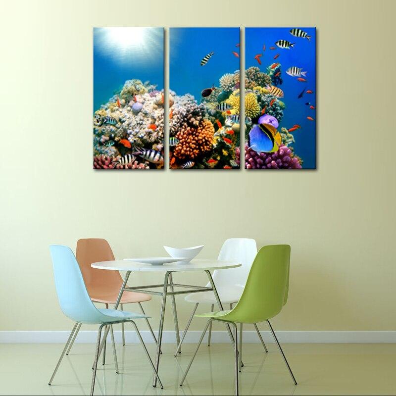 Fantástico Impresiones Enmarcadas De Coral Ornamento - Ideas ...