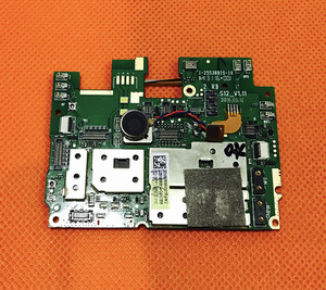 """Image 1 - Used Original mainboard 3G RAM+32G ROM Motherboard for iMAN Victor MTK6755 Octa Core 5.0"""" FHD Free shipping"""
