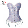 plus size clubwear steampunk corset steel boned espartilhos corset corselet Waist Trainer corset tops to wear out