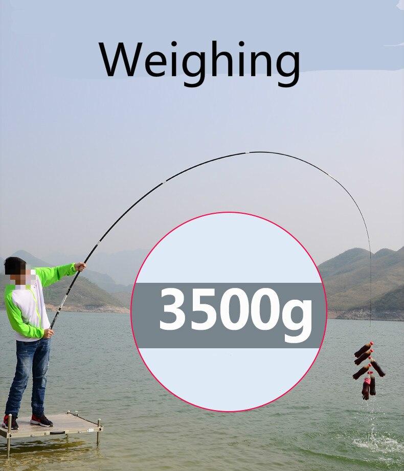 carbono transportada pesca ferramentas