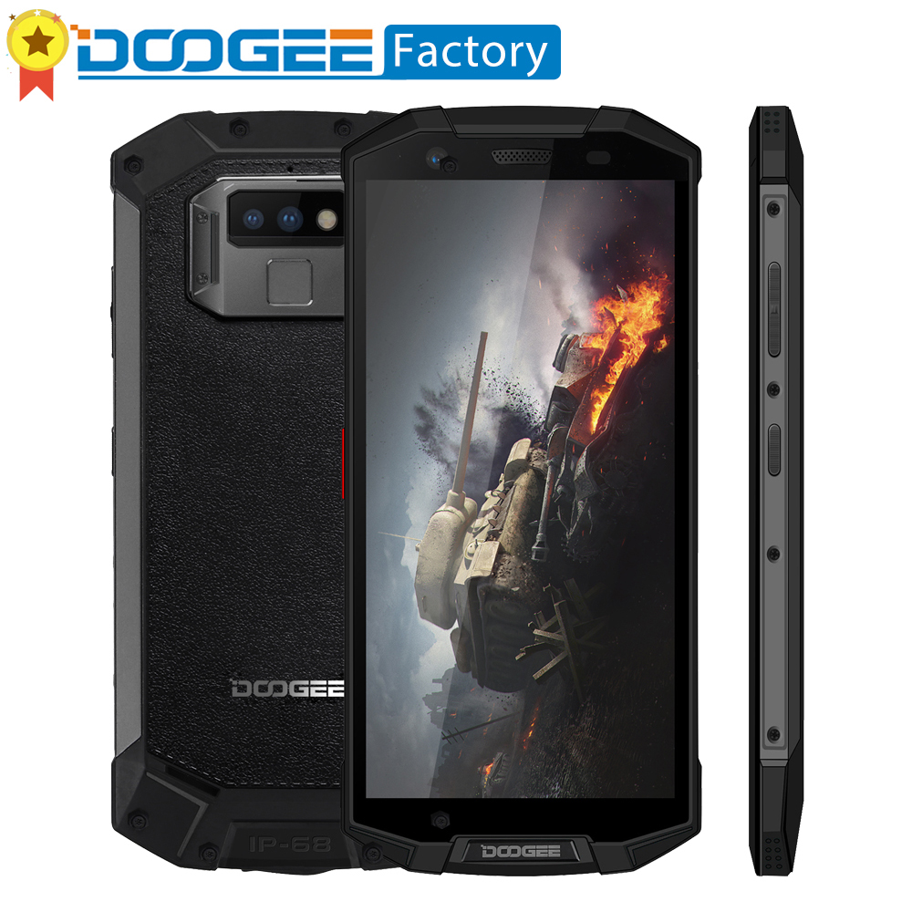 "DOOGEE S70 Lite IP68/IP69K Octa Core Smartphone 5.99""FHD IPS Screen 4GB+64GB Mobile phone 16.0MP Camera 4G Fingerprint cellphone"