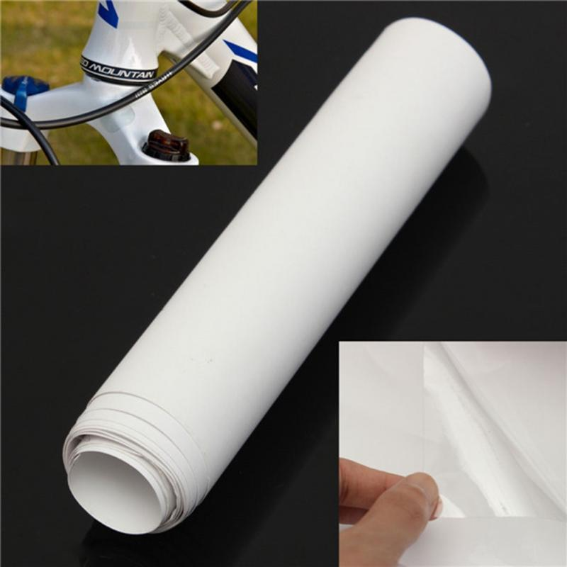 1M bicycle frame bike protector sticker anti-scratch anti rub affixed sticker PT