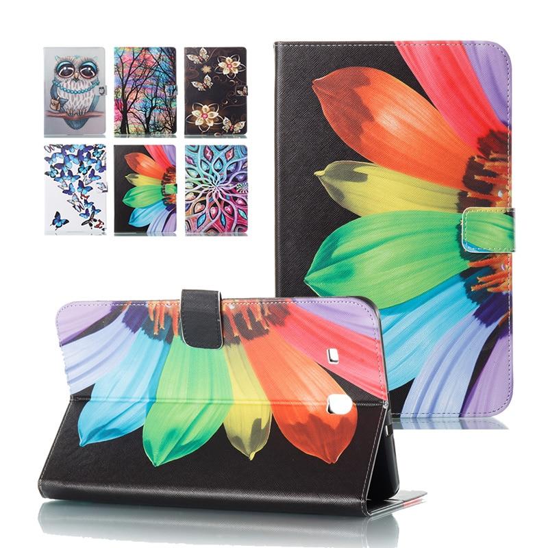 For Samsung Galaxy Tab E 9.6 Case T560 T561 SM-T561 PU Leather Protective Case Flip Cover For Samsung Galaxy Tab E 9.6 T560