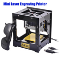 300mw mini laser engraving machine small business equipment 3d laser engraving machine LG082