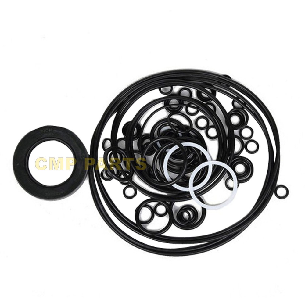Hydraulic Pump Repair Seal Kit  Service kits for Volvo EC240 EC240LC EC240B excavator|kit kits|kit repair|kit seal - title=
