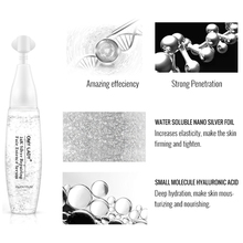 24K Silver Repairing Face Essence Serum  face serum Skin Care shrink pores Anti Aging Intensive Lifting Firming