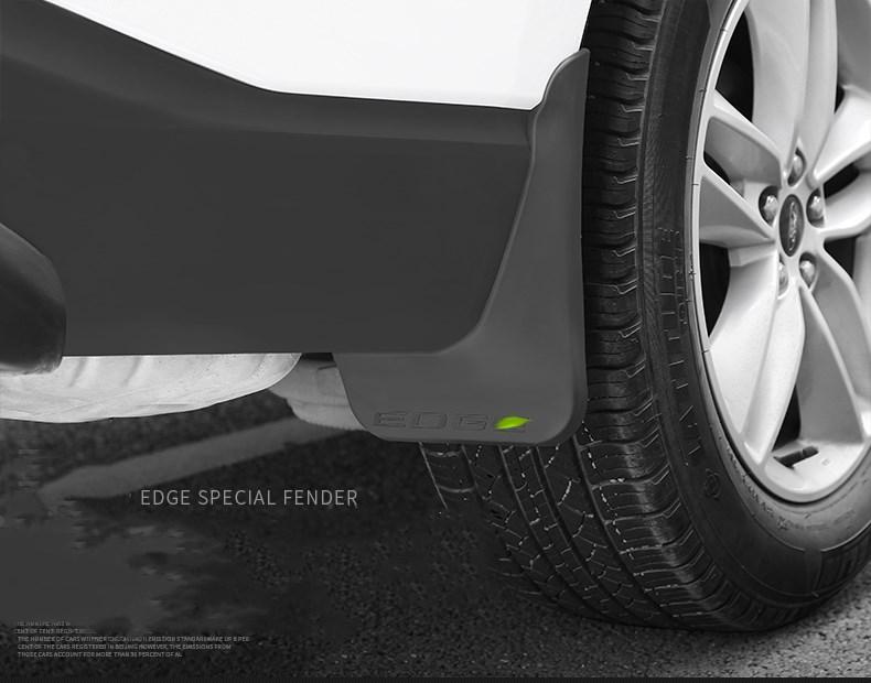 Car Mud Flaps Splash Guard Mudguard Fenders For Ford Edge   Exterior Accessories Xmas