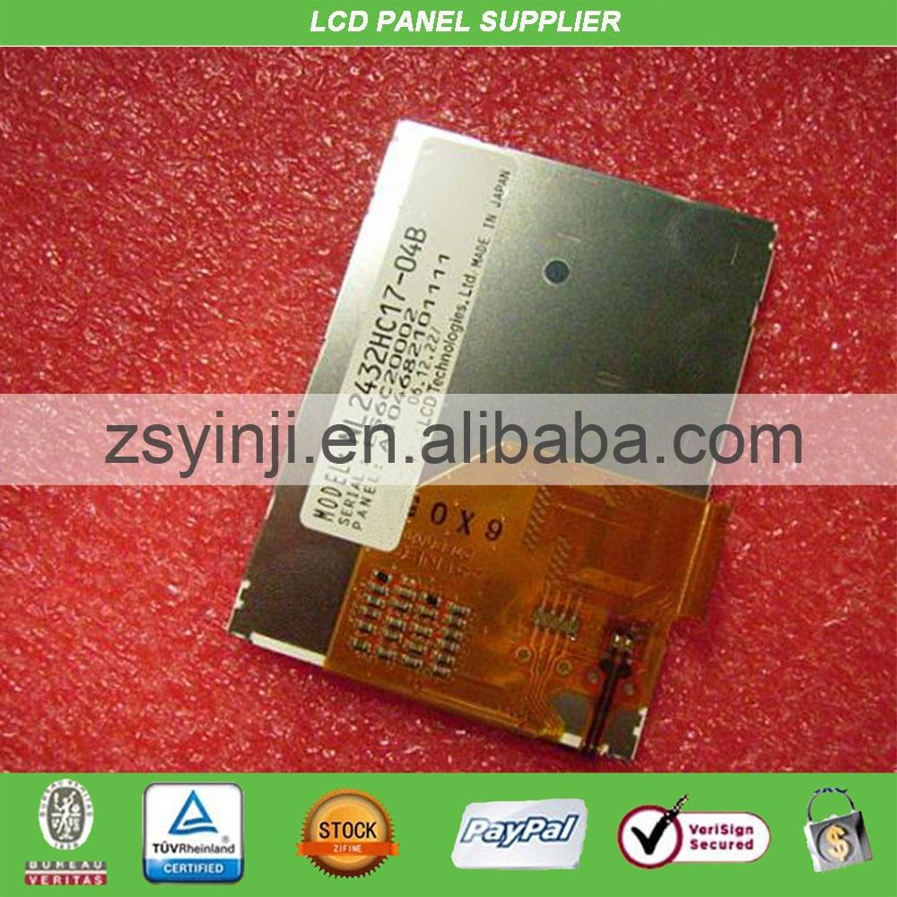 2.7 LCD SCREEN NL2432HC17-04B2.7 LCD SCREEN NL2432HC17-04B