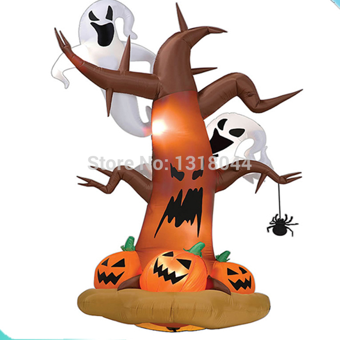 2014 lowes halloween inflatable yard decoration with ghostfree shippingchina - Lowes Halloween Decorations