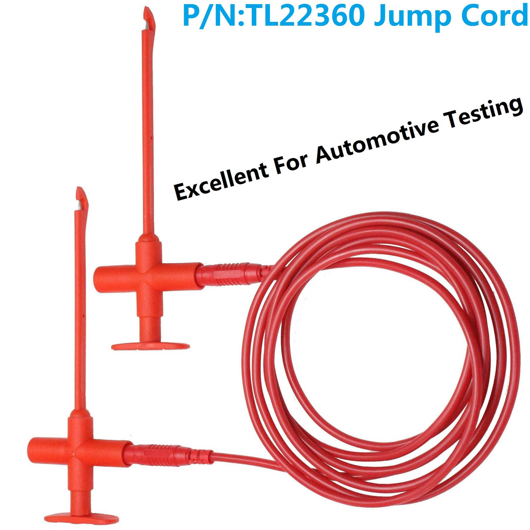 Cable piercing tl22360 jump cord line double slider test line combination piercing corporate veil