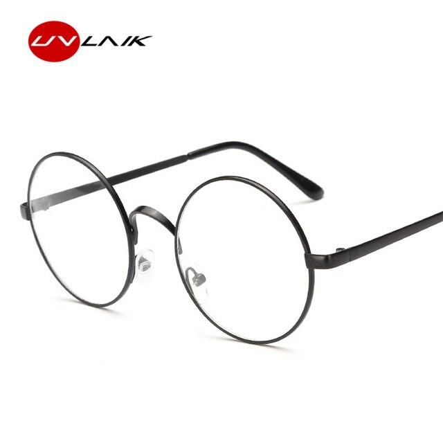 16377582541bf Montures de lunettes rondes femmes hommes cadre optique lunettes  transparentes pour Harry Potter montures de lunettes