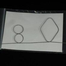 Горячая проволока памяти 8 алмазов для магических трюков/арматурный ключ провода/Волшебный реквизит/волшебные трюки