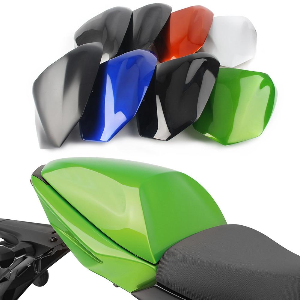 Us 605 11 Offmotorcycle Rear Pillion Passenger Cowl Seat Back Cover Fairing Part For Kawasaki Ninja 650 Er6f Er6n 2012 2013 2014 2015 2016 In