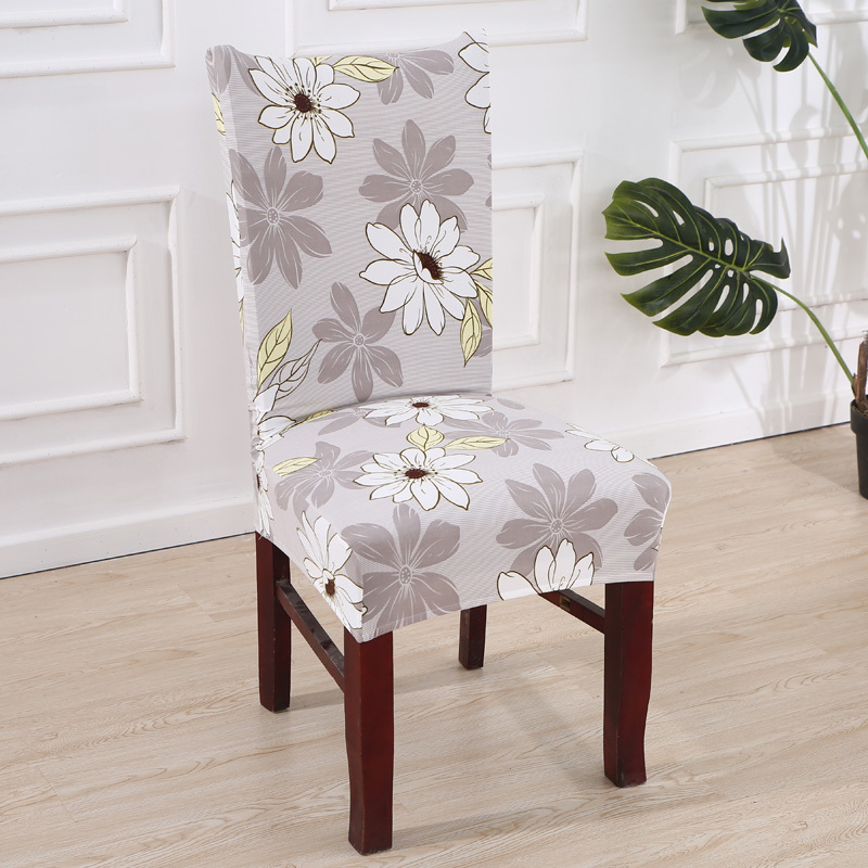 Elastic Chair Cover for Computer/dining/kitchen/office ...