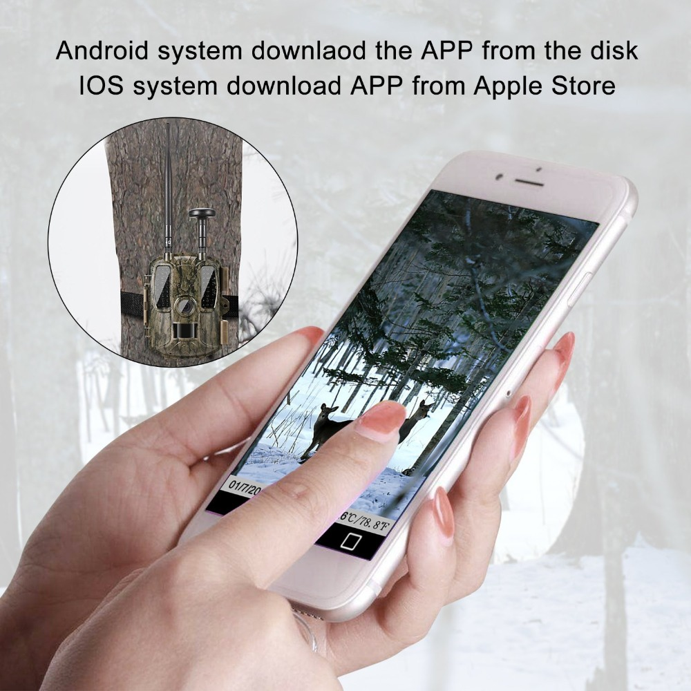 Hunting camera 4G GPS (21)