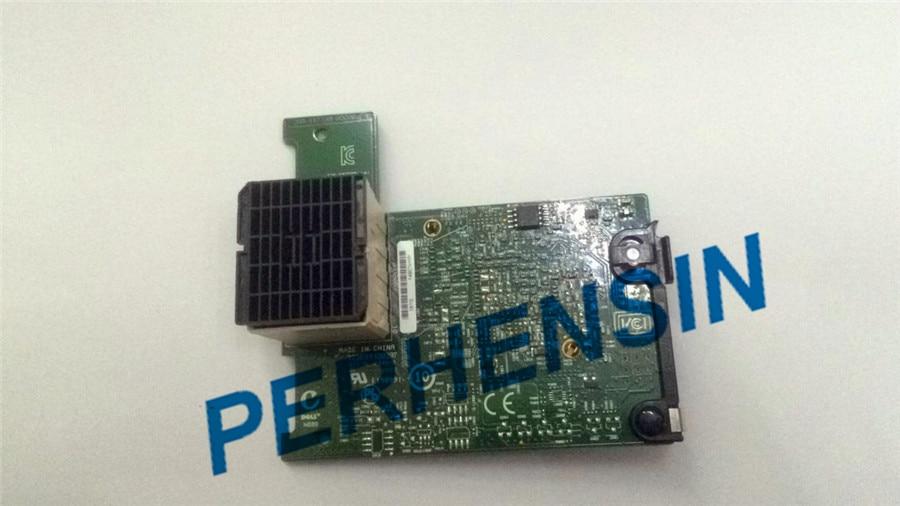 Original 0C583R FOR Dell FOR Broadcom 57711 10gb NIc Mezzanine Style for M-Series blades 0C583R CN-0C583R 100% WORK PERFECTLY адаптер dell nic broadcom 57810 dp 10gb base t network interface card 540 bbgu