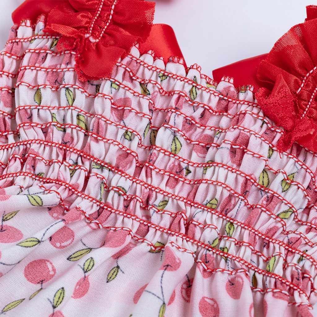 Комплект одежды для новорожденных мальчиков и девочек; комбинезон с фруктовым принтом для малышей; комбинезон + повязка на голову; carters; летняя одежда для маленьких девочек