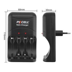 Image 2 - 1Pack * PKCELL Ni Zn AA/AAA Batterie Ladegerät EU/Us stecker Nur Ladegerät für Ni Zn AA/AAA Akkus