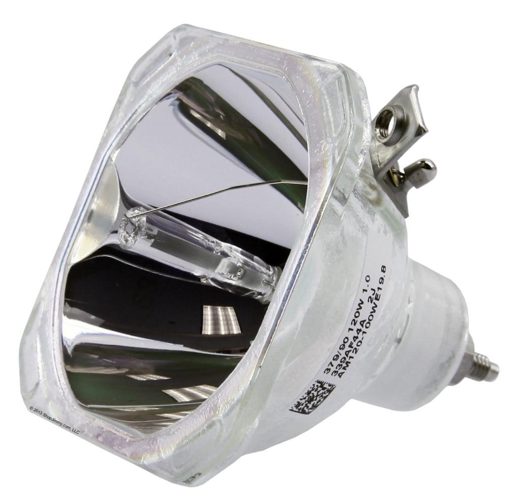 Ühilduv paljatu pirn XL-2400 XL2400 / BULB 39 / P-VIP 100-120W 1.0 E19.8 SONY TV PROJEKTORILE LAMP BULB withouing Housing
