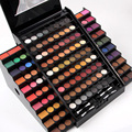 MISS ROSE 130-Color Trapezoid Shiny Eyeshadow Palette 7001-046M