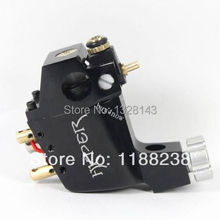 Professional Long lasting Stigma Hyper Rotary Tattoo Machine for Manual Liner Shader and Coloring Black