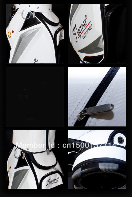 Chinese new design OEM golf club bag with low price