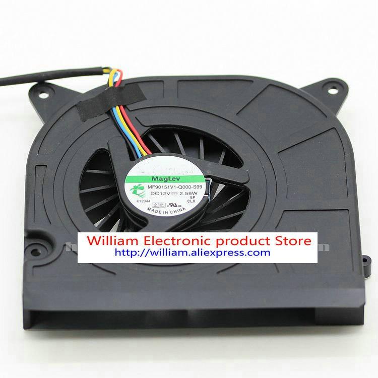 New Original MF90151V1-Q000-S99 1323-009X000 12V 2.58W Laptop cooling fan FONSONING