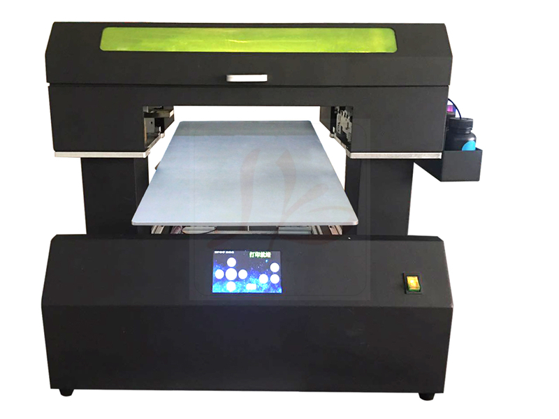 Flatbed Uv Printer Ly A45 Automatische Cilinder 50*30 Cm Grootte