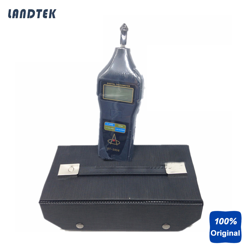 DT-2856 Portable Tacho Tester Digital Tachometer photo touch type tachometer dt 2856
