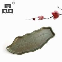 TANGPIN ceramic tea trays tea table ceramic chinese kung fu tea accessories