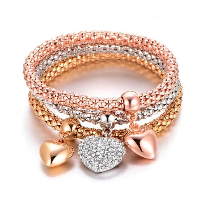 3 Bracelets - Set 2