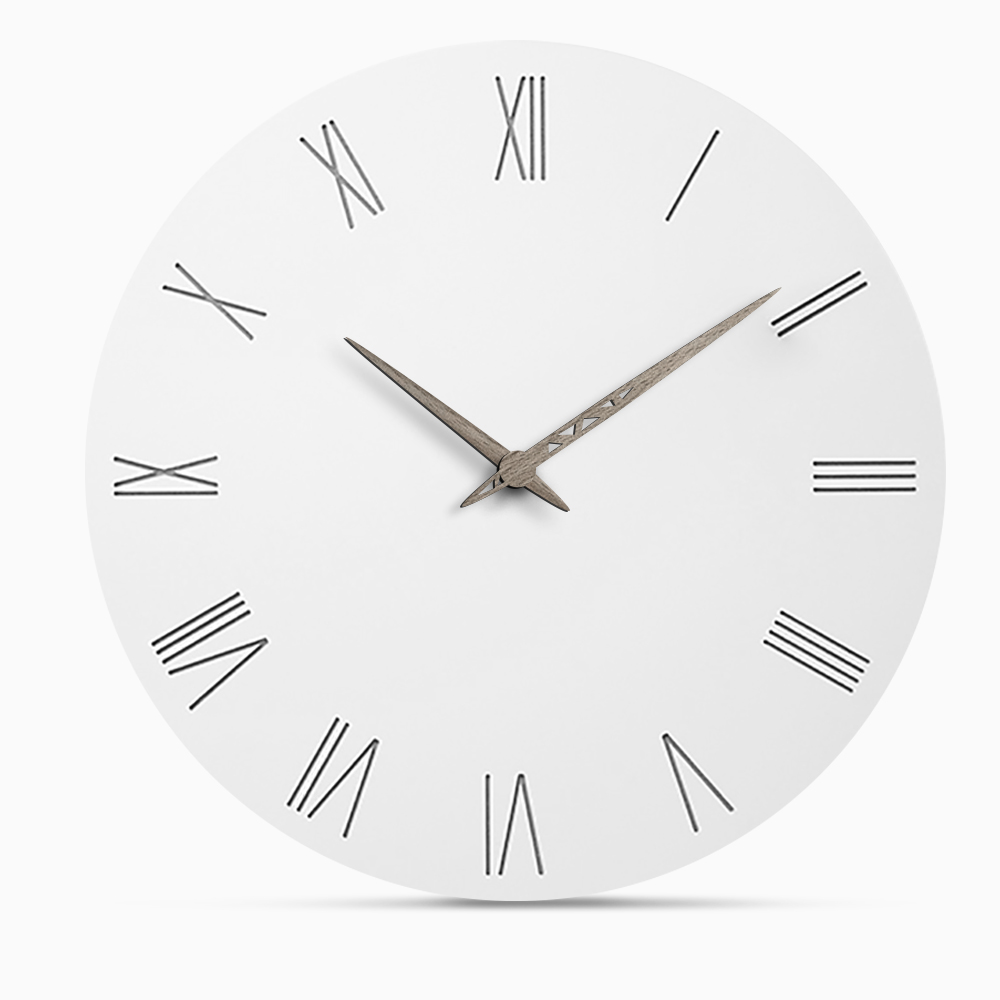azarujacity: Acheter Creative MDF En Bois Horloges Murales ...