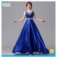 2018 DZYS YCY new banquet noble elegant chorus dress costume performance dress
