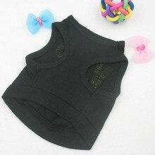 Clothing Black Cotton Blend T-Shirt