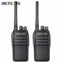 2X Retevis RT21 Walkie Talkie UHF400-480MHz 16CH CTCSS/DCS TOT VOX Scan Scrambler Squelch 2.5W Amateur Radio Transceiver A9118