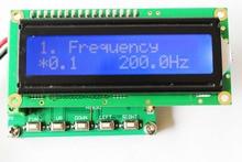Free shipping HS630 Three phase sinusoidal signal generator phase adjustable 0~360 degree 1.00~200khz band switching signal converter a knife 12 files 360 degree turn