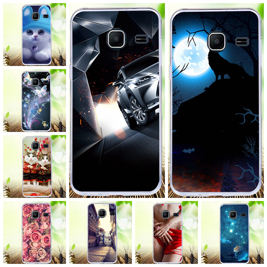 Colored Painted Case For <font><b>Samsung</b></font> <font><b>Galaxy</b></font> <font><b>J1</b></font> <font><b>Mini</b></font> J105F <font><b>J105H</b></font> Prime J106F <font><b>SM</b></font>-J106F/DS <font><b>SM</b></font>-J106H/DS 4.0