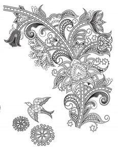 Image 5 - 274 페이지 자연 정원 일기 성인 어린이를위한 색칠하기 책 낙서 그림 그리기 비밀 정원 스타일 미술 색칠하기 책
