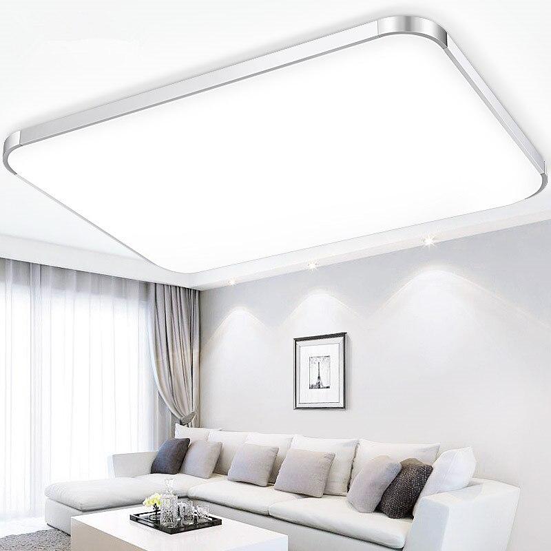 Modern Ceiling Lights Smart LED Ceiling Lamp Kitchen Fixtures Bathroom Luminaire Indoor Lighting