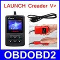 2016 Original LAUNCH Creader V+ OBD2 Code Reader CR V Plus Live Data Scanner Auto Car Diagnostic Tool Update Online Free
